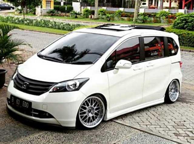 20 Konsep Modifikasi Honda Freed Terbaru