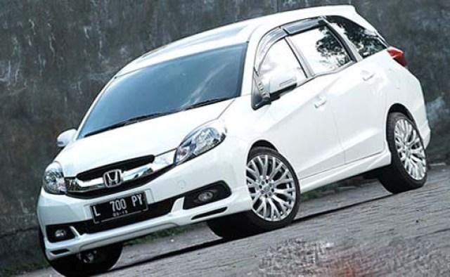 Mobilio Modifikasi Honda Mobilio Honda Sales Surabaya