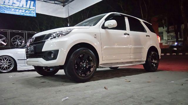 20 Modifikasi Toyota Rush Daihatsu Terios Terbaru