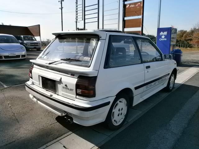 20 Modifikasi Toyota Starlet Kotak dan Kapsul Terbaru
