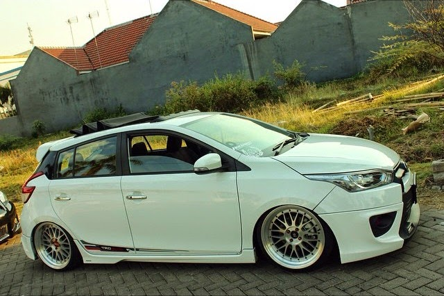 toyota yaris trd modif grand new avanza veloz 1.5 21 modifikasi gen 2 xp150 terbaru otodrift