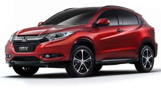 25 Konsep Modifikasi Honda HRV Terbaru