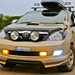 New Kijang Innova Modifikasi All 2.4 V A/t Diesel 30 Konsep Toyota Terbaru Otodrift