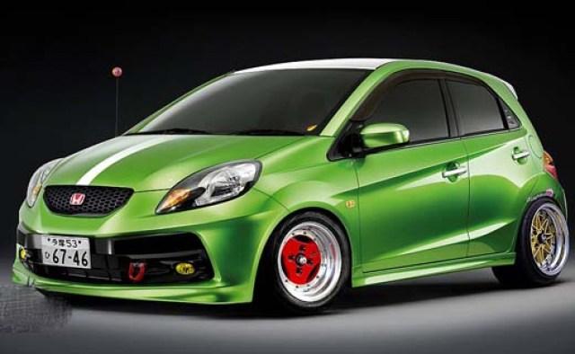 35 Konsep Modifikasi Honda Brio dan Brio Satya