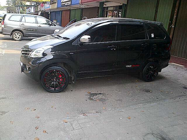 modifikasi grand new avanza hitam warna agya trd 45 mobil veloz putih silver otodrift 50
