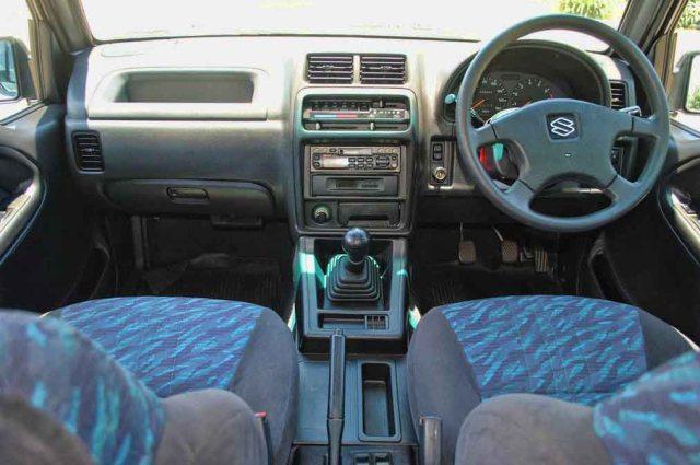 Kelebihan dan Kekurangan Suzuki Escudo JLX Nomade