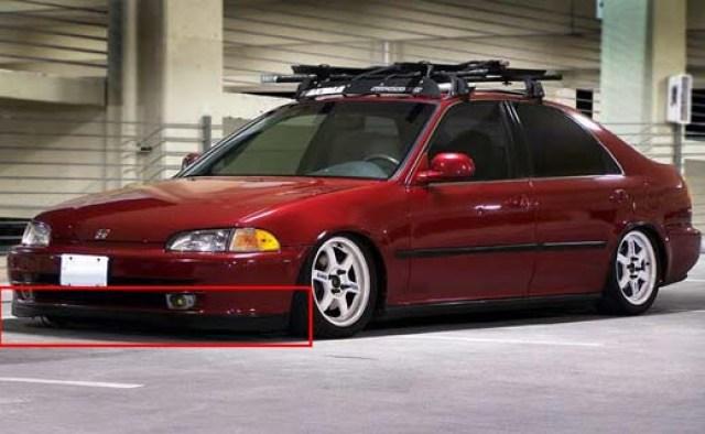 15 Konsep Modifikasi Honda Civic Genio Terbaru
