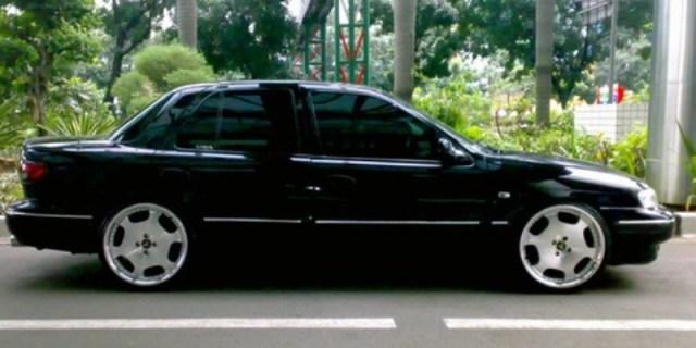 15 Konsep Modifikasi Sedan Timor / Kia Sephia Terbaru