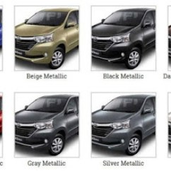 Grand New Avanza Warna Grey Metallic Veloz Vs Brv Pilihan Lengkap Toyota 2018 Otodrift