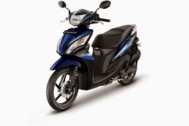 Kelebihan dan Kekurangan Motor Matic New Honda Spacy Helm In Fi