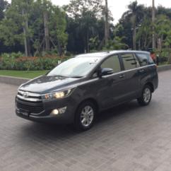 Foto Mobil All New Kijang Innova Aksesoris Grand Avanza 2018 First Drive Toyota 2 4v A T Ini Terasa Lebih Kedap Dibandingkan Generasi Sebelumnya Saat Menginjak Pedal Gas Dalam Torsi 360 Nm Sangat Hingga Badanpun Terhempas Ke