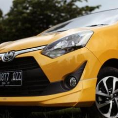 Toyota New Agya Trd Yaris Terbaru First Drive 1 2 S Sepertinya Konsep Produk Sophisticated Smart Agile Yang Disematkan Pada Desain Memang Berhasil