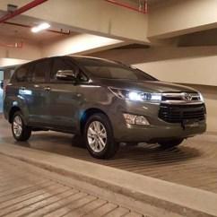 Suspensi All New Kijang Innova Brand Toyota Alphard Price First Drive 2 4v A T