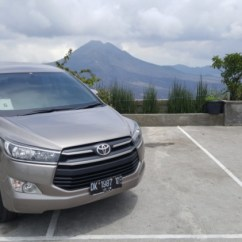 All New Kijang Innova G 2017 Grand Avanza Boros First Drive Toyota 2 0g A T