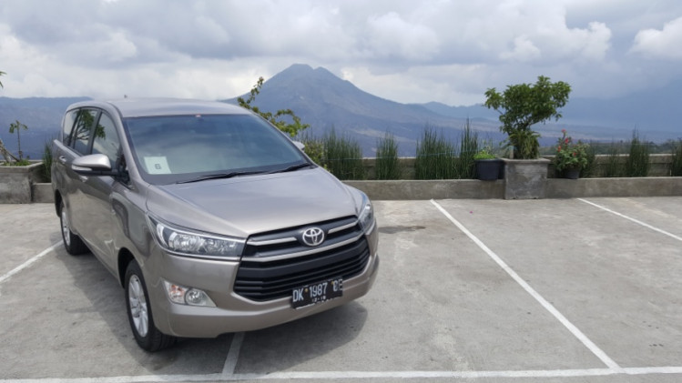 foto all new kijang innova grand avanza 1.5 g m/t first drive toyota 2 0g a t