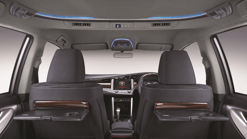 interior new innova venturer all camry black toyota sentuh rp 445 jutaan dapat apa saja untuk menunjang keselamatan dan keamanan telah memberi beragam fitur pada terdiri dari