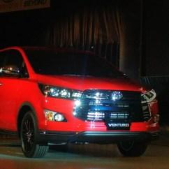 All New Kijang Innova Venturer Agya Trd Matic Galeri: Toyota 2017 (22 Foto)