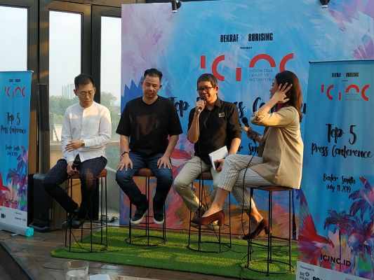 Bekraf Bersama 88rising Pilih 5 Wakil Talent ke Head in the Clouds Festival