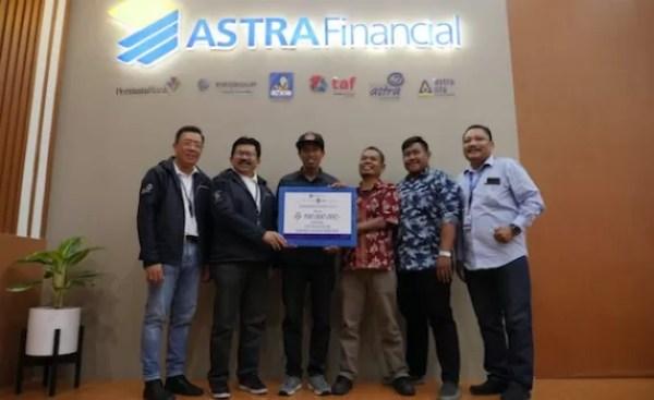 Astra Financial Dukung UMKM