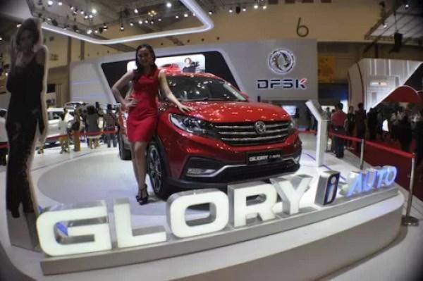 DFSK Glory i-Auto Pukau Kaum Millenial