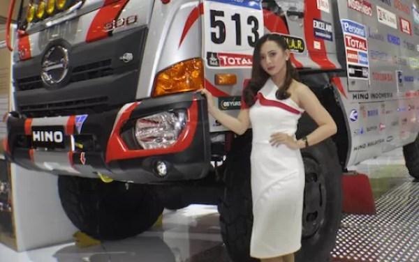 Hino Indonesia Yang Melakukan Ekspor Kendaraan Utuh