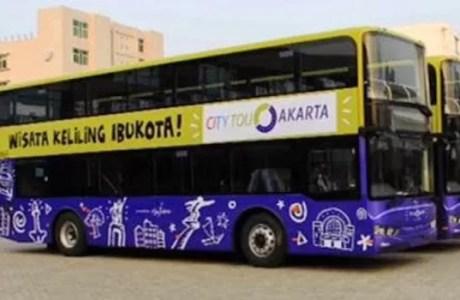 Bus Wisata City Tour Dari Pemprov DKI dan Transjakarta