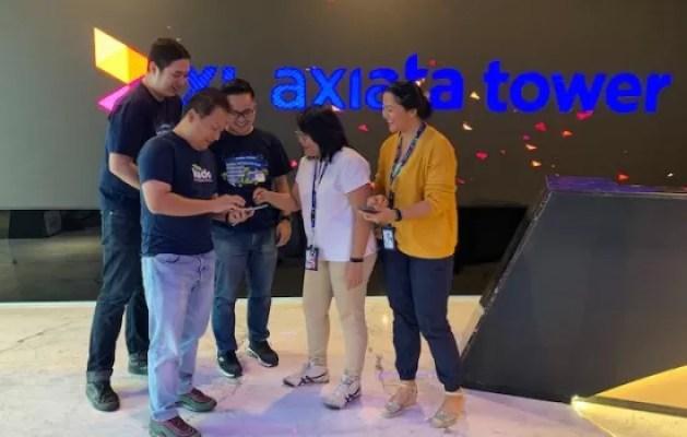 Kudo Duduki Peringkat Teratas Online Channel XL Axiata
