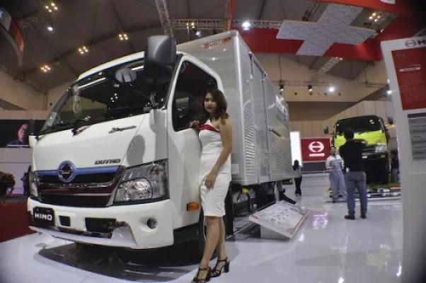 HINO Tunggu Kelanjutan Perpres Kendaraan Listrik Di Indonesia