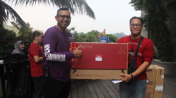The 101 Hotel Bogor Adakan Berbagai Lomba Sambut HUT RI ke-74