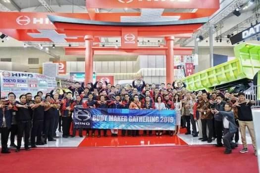 Seminar Karoseri dari Hino di GIIAS 2019