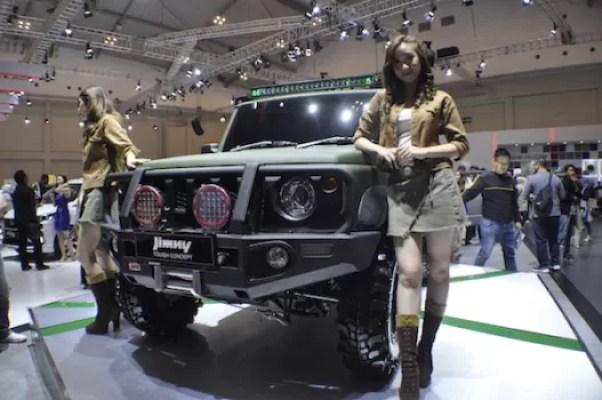 Suzuki Catat Penjualan Ribuan Unit Di GIIAS 2019