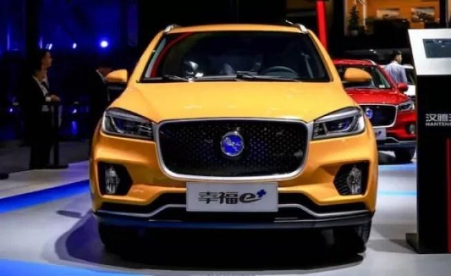 Mobil Listrik Xingfu e+ Sanggup 310 Km