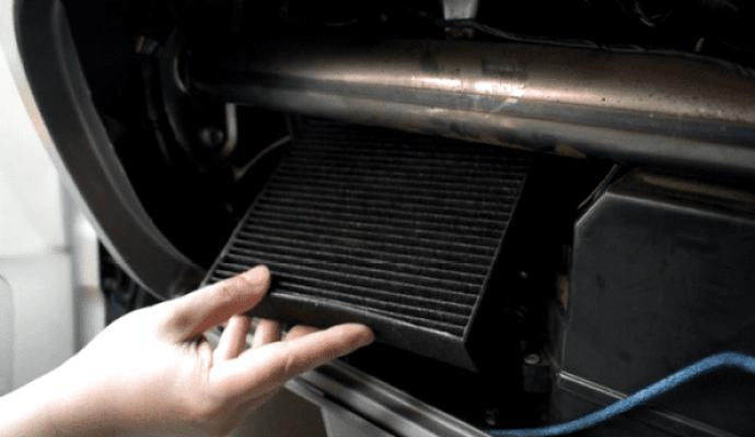 Perhatikan Filter AC Agar Udara Dalam Kabin Tetap Bersih