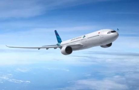 Garuda Indonesia Hadirkan Layanan First Class
