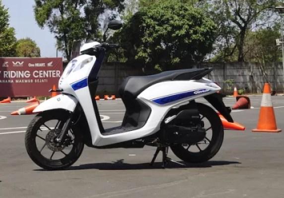 Bedah Honda Genio Bersama Wahana