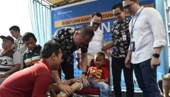 Yayasan Wahana Artha Sumbang 140 Kaki Dan Tangan Palsu