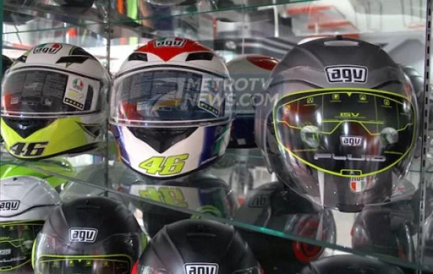 Perbedaan Helm Original Dengan Yang KW