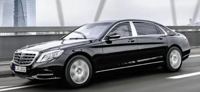 Tidak Semua Orang Bisa Beli Mercerdes-Benz S600 Guard
