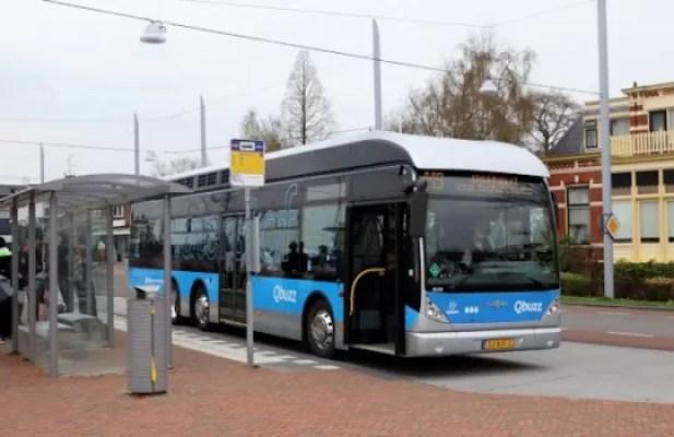 Van Hool Pesan Bus Cell BBM Baru