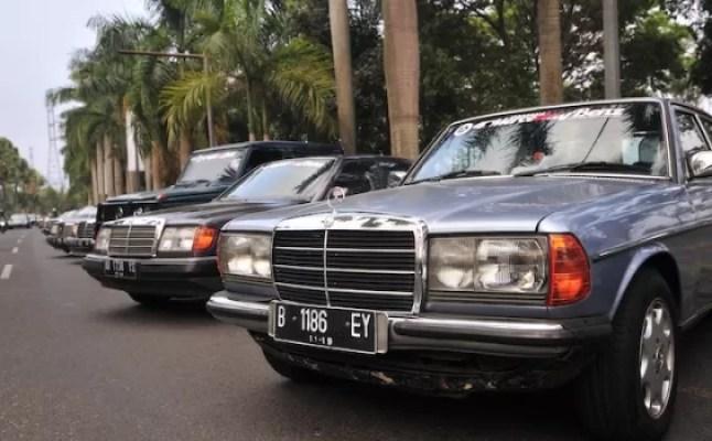 V-KOOL Dukung Gathering Mercedes-Benz SeAsia Tenggara