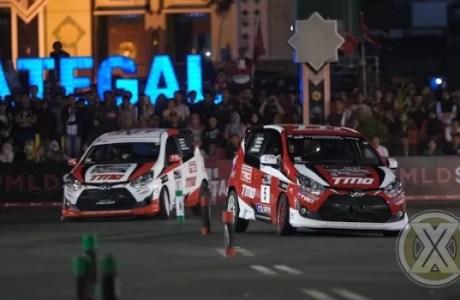 Pembalap TTI Kembali Puncaki Podium Seri Ke-3 MLD SPOT Auto Gymkhana 2019