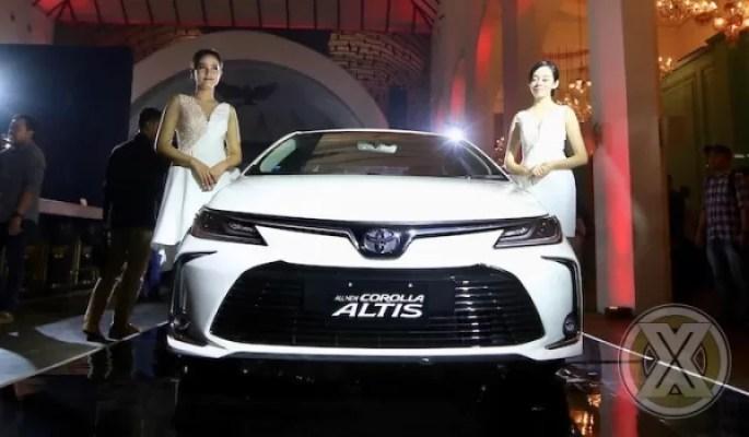 All New Corolla Altis Varian HEV Wujud Komitmen Toyota Dukung Program Kendaraan Elektrifikasi