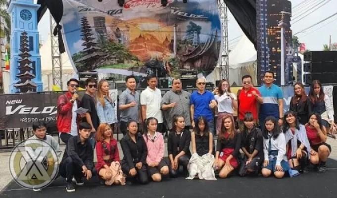 Festival Avanza-Veloz Sebangsa Semarakkan kota Palembang