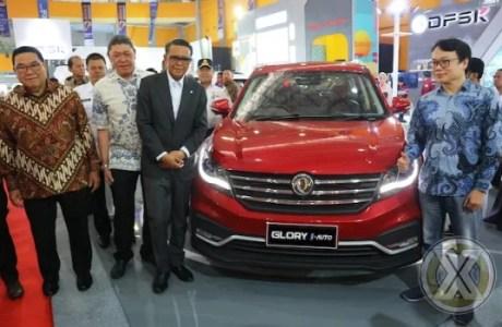 DFSK Meriahkan Rangkaian GIIAS Makassar 2019 Pajang Mobil Andalannya