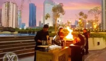 Swiss-Belresidences Rasuna Epicentrum Hadirkan Sajian Barbeque di Area Bisnis Jakarta