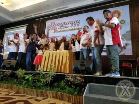 FORCI Gelar Deklarasi Chapter Jabodetabek dan Anniversay yang Ke-3 di Aston Bogor