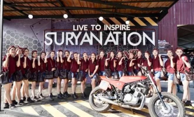 Suryanation Motorland Kini Di Makassar