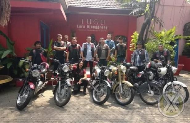 The 31st Anniversary of Bikers Brotherhood 1% MC Indonesia