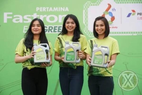 Pertamina Lubricants Luncurkan Fastron Eco Green Untuk LCGC
