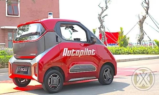 Wuling Perkenalkan E200 Kecanggihan Teknologi Berkendara Ramah Lingkungan